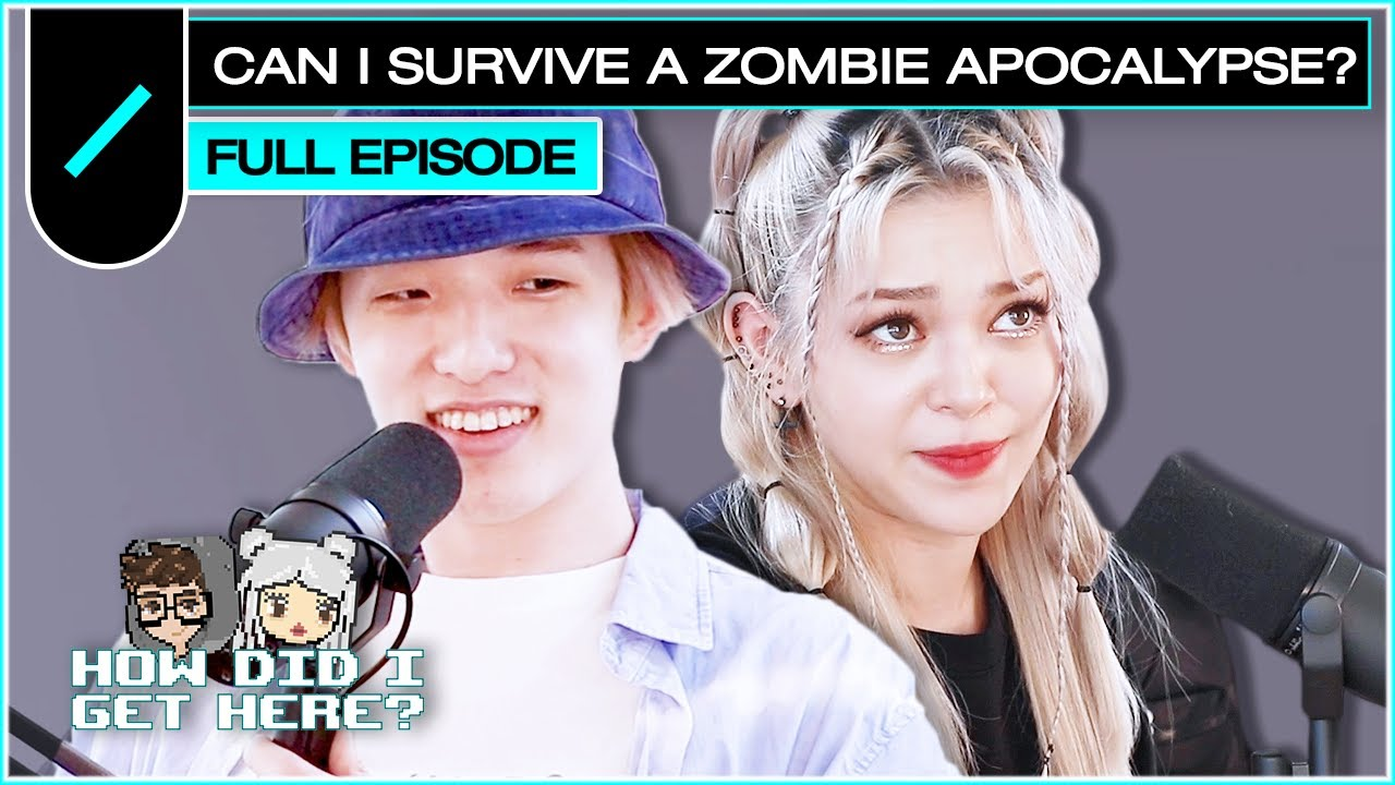 Can I Survive a Zombie Apocalypse? w/ Jae (DAY6) & AleXa I HDIGH Ep. #31