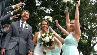 Brittany + Greg : wedding video