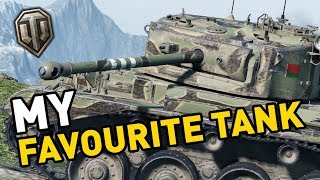 World of Tanks || My Favourite Tank
