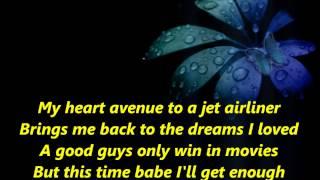 Modern Talking - Jet Airliner [Lyrics]