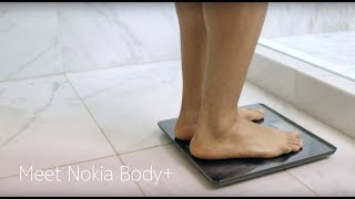 Outdoor Teacher Uses Nokia Body+ Scale To Track Full Body Composition