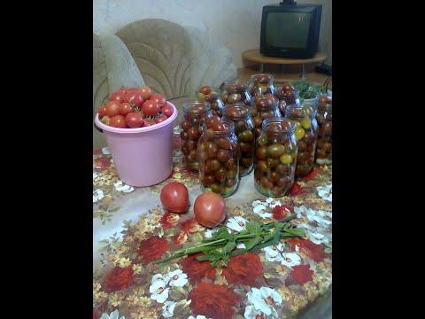 Супер урожайный томат для консервирования Черный мавр .