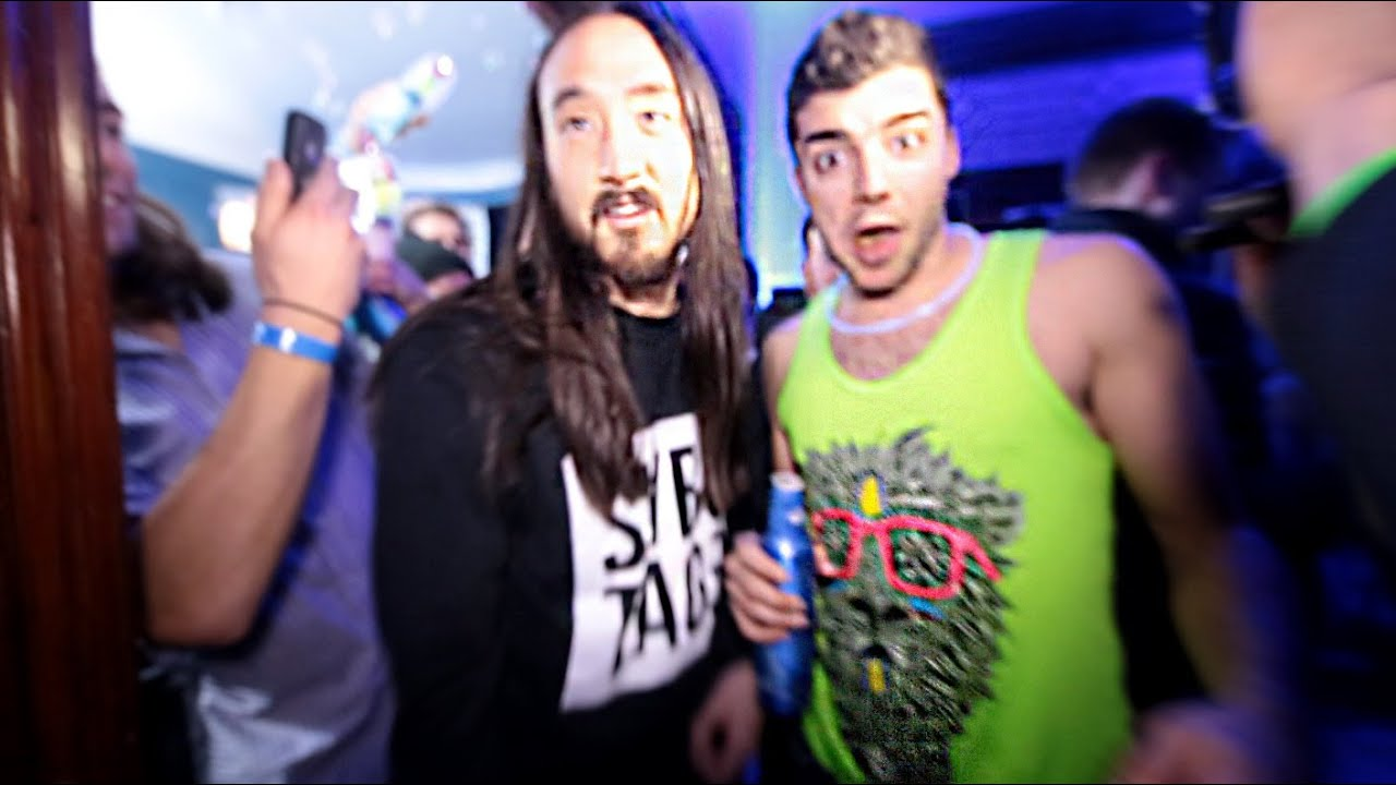 Epic house party with steve aoki youtube for Epic house music