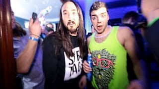 Epic House Party With Steve Aoki