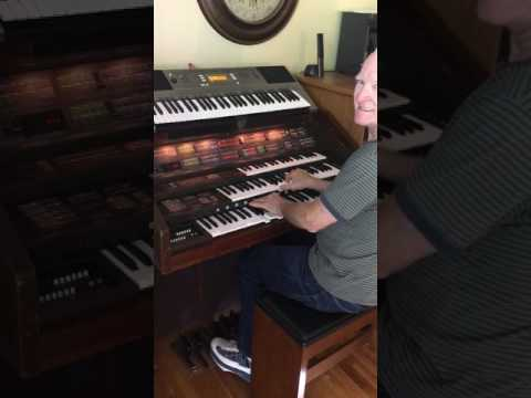 """Charles Ritchie plays """"Heaven Came Down!"""" (2:47)"""