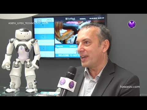 Nicolas Boudot - SoftBank Robotics \ Ashish Panjabi - Jacky's \ GITEX 2018