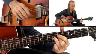 Jazz Guitar Lesson 9 ii-V-i Turnaround Harmony - David Becker.mp3