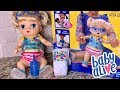 Download Video Baby alive step n giggle first feeding and details MP4,  Mp3,  Flv, 3GP & WebM gratis