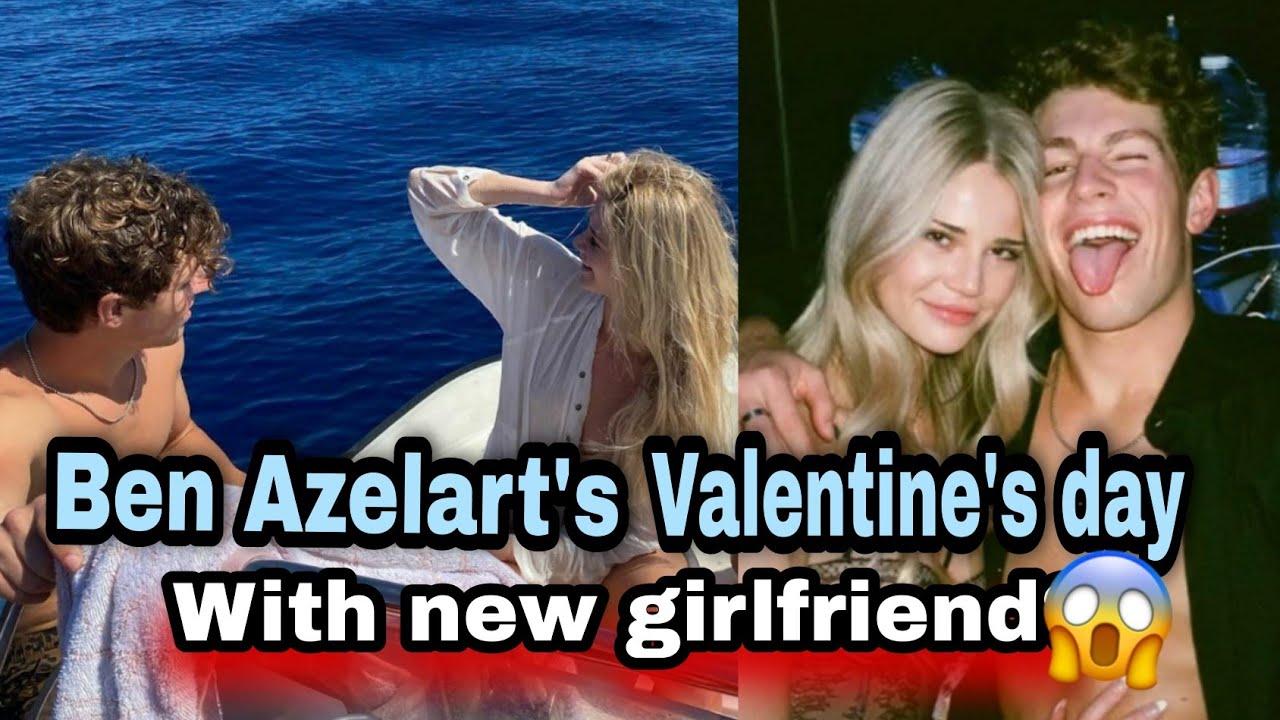 Ben Azelart new girlfriend?? Ben Azelart girl friend? Ben azelart and lexi rivera shoot #bexi ?