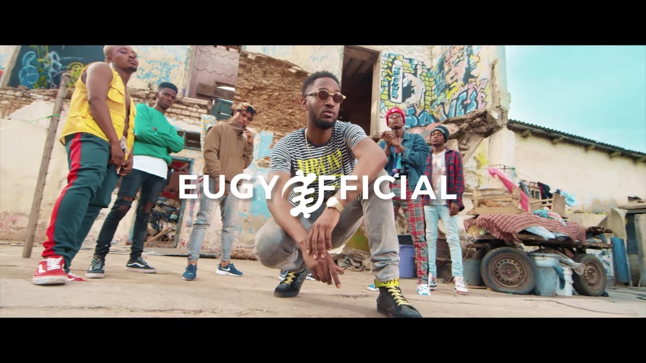 Eugy - Tick Tock (Official Video) | prod  by Team Salut