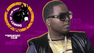 Sean Kingston Acts Tough With The Game - Donkey of the Day (9-19-16)