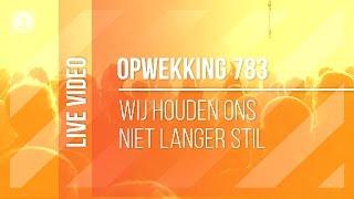 Download Opwekking 783 - Wij Houden Ons Niet Langer Stil - CD40 (live ) MP3 song and Music Video