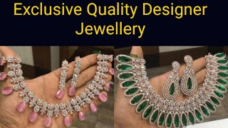 #Designer Jewellery collection with price