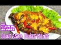 - Resep ikan nila saus asam pedas manis ala resto / restoran