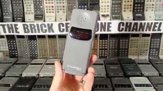 Motorola Microtac (teletac) Meteor Vintage flip phone.