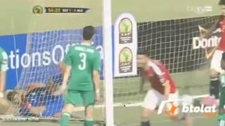 مصر والجزائر الأوليمبي  1-1  2015