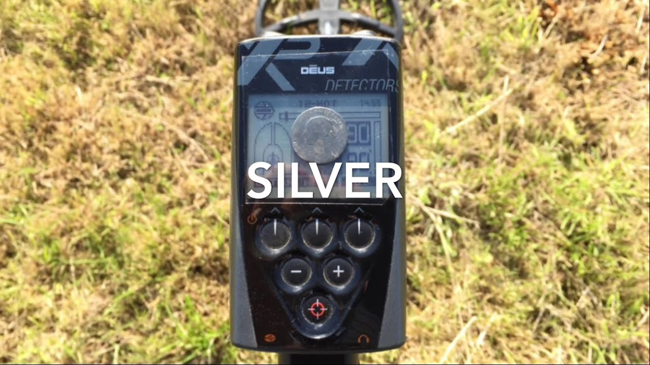 XP DEUS Metal Detecting In Anglesey New Permission SILVER