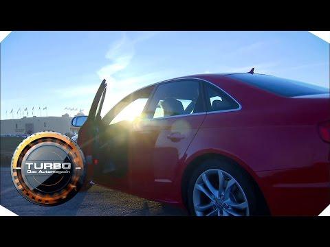 Der neue Audi S4 - Folge 43 | TURBO - Das Automagazin