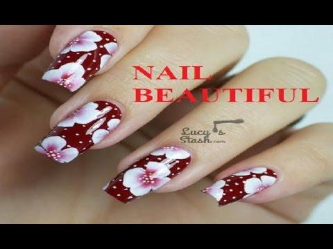 Nail Art For Beginners Vs Tutorials Nail Art Designs Step By Step At