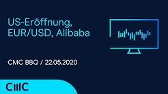 US-Eröffnung, EUR/USD, Alibaba