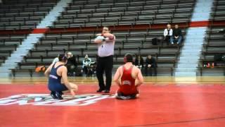 Fiore vs Fox Muhlenberg 20130202