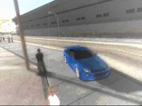 GTA SA Brian's Skyline(Fast And Furious 4 Edition)