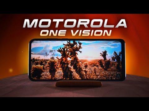 Обзор Motorola One