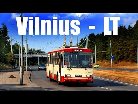VILNIUS TROLLEYBUS  (2014)