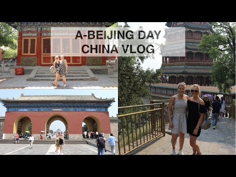 TTH Travel : A-Beijing Day with Twice the Health