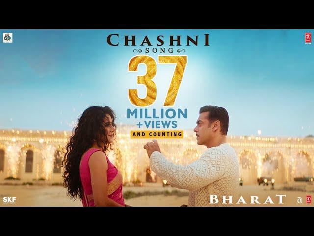Chashni Song - Bharat   Salman Khan, Katrina Kaif   Vishal & Shekhar ft. Abhijeet Srivastava