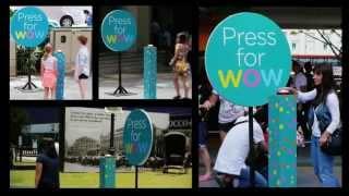 Watsons Flash Mob - Press for WOW Thumbnail