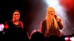 Marco Hietala & JP Leppäluoto - He Is (Ghost cover), YO-talo, Tampere 12 2 2016