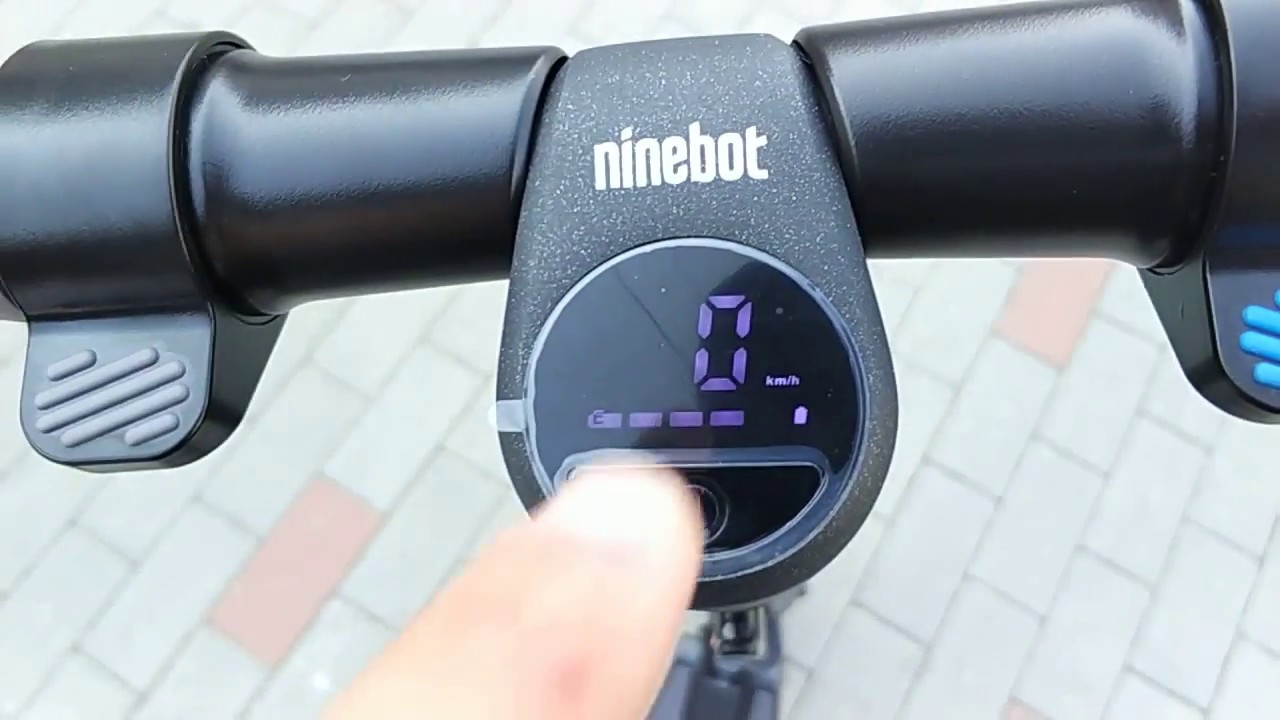 Video & Photo Gallery: Unboxing Ninebot Segway Es2 Folding