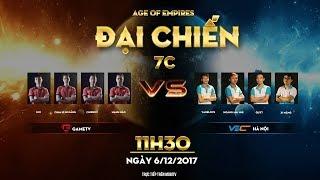 [TRỰC TIẾP] Đại chiến GameTV vs Hà Nội ngày 06/12/2017