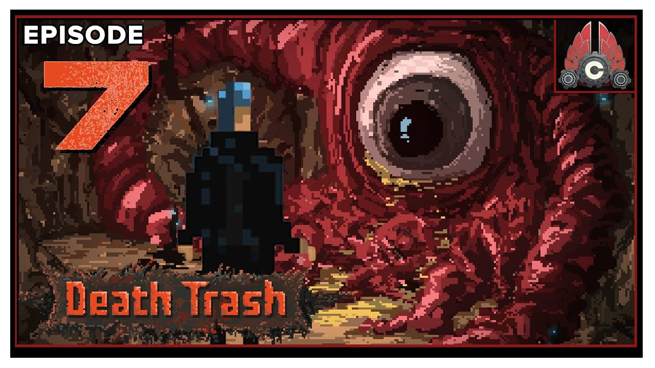 CohhCarnage Plays Death Trash Early Access - Episode 7