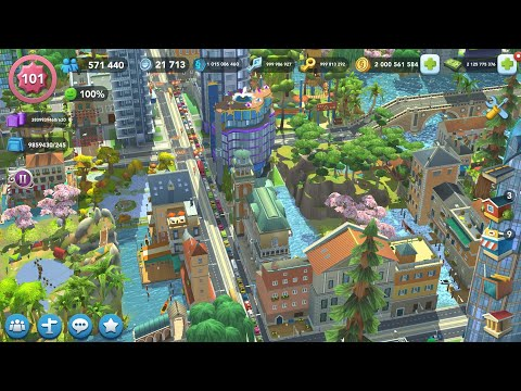 Simcity BuildIt New Update 9/2019