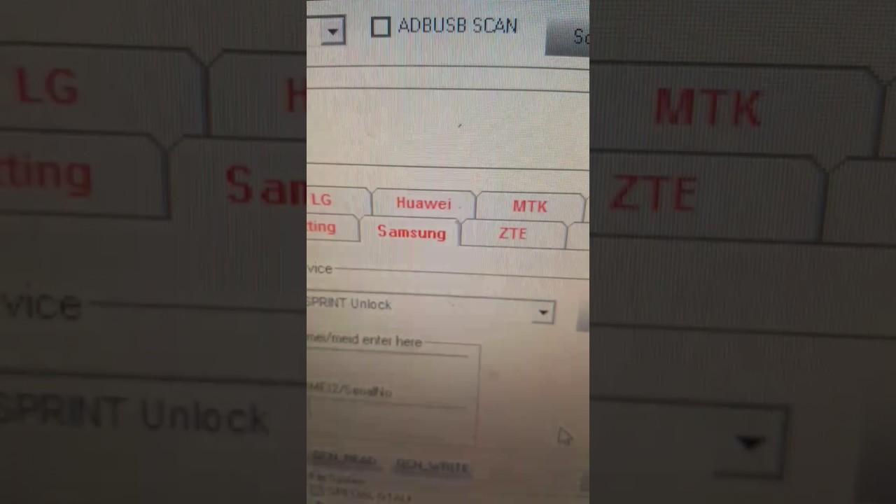 Samsung J3 Emerge SM-J327P Boost Mobile free SIM unlock with Gcprokey