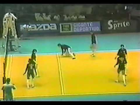 WCH 1982 - Semifinal - Peru vs USA