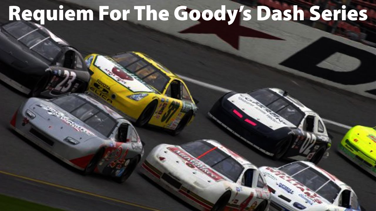 Requiem For The Goody's Dash Series