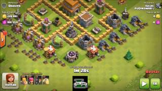 Clash of Clans:Como farmar rapido em cv6 2016