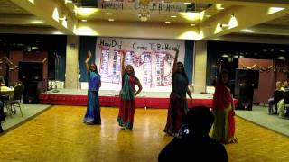 Mahi Ve/Marjaani Dance