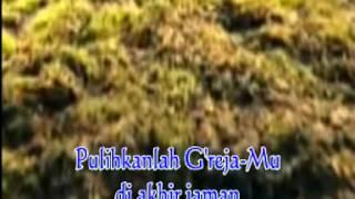 KARAOKE | BERHEMBUSLAH ROH KUDUS