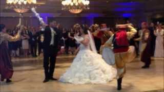 An Arabian Wedding in America