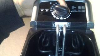Unboxing Walmart Farberware 2.5L Single Deep Fryer