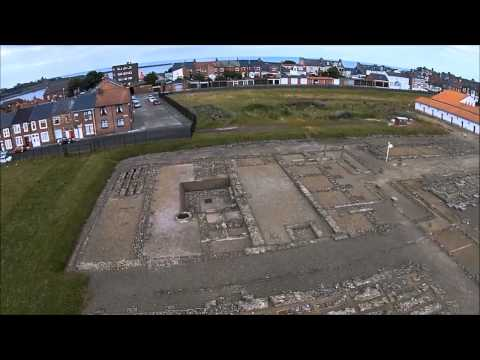 Arbeia Roman Fort  South Shields 01