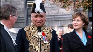 Hon. Steven Point ends term as Lieutenant Governor - Shaw TV Victoria