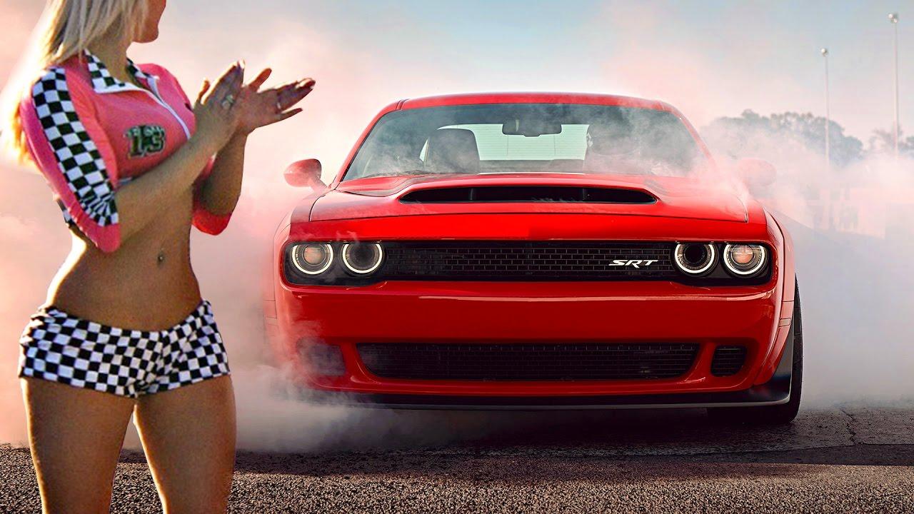 2018 Dodge Challenger Srt Demon An 840 Hp Monster Youtube