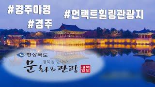 [문화n관광 경북을 만나다] 경북 경주 언택트 힐링 관…