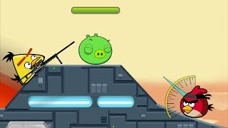Angry Birds Ultimate Battle - RESCUING STELLA BIRD DEFEAT BAD PIGGIES