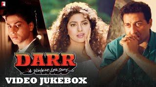 Darr Songs   Video Jukebox   Shah Rukh Khan, Juhi Chawla, Sunny Deol   Shiv-Hari, Anand Bakshi